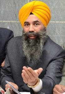 Karnail Singh Peermohammad [File Photo]