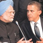 Manmohan Singh and Barack Obama [File Photo]