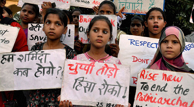 Vibgyor High School rape incident again highlighted alarming problem of Child sexual abuse in India