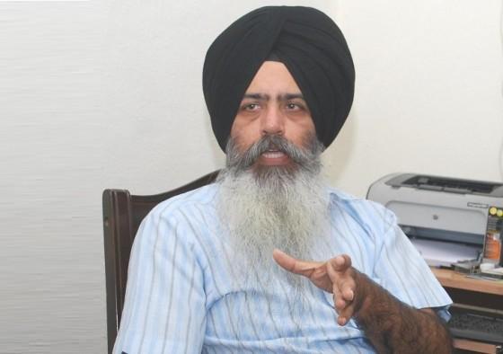 Dal Khalsa leader Kanwar Pal Singh [File Photo]