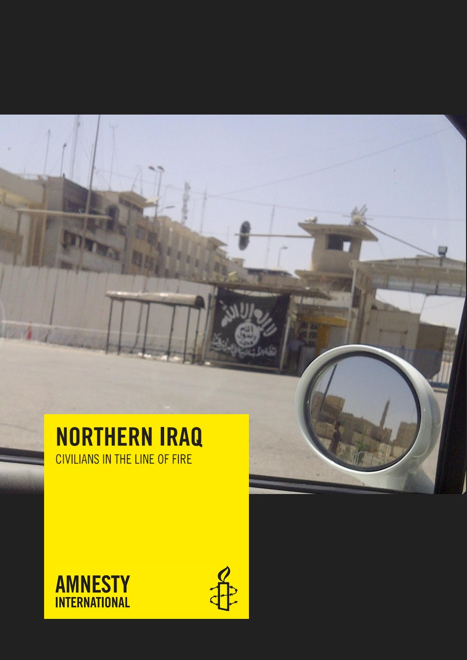 Northen Iraq - Civilians in the line of fire (by Amnesty International)