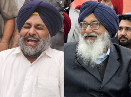 Situation turning dangerous and volatile: Egoistic Badals preparing ground for physical showdown with Sikhs of Haryana