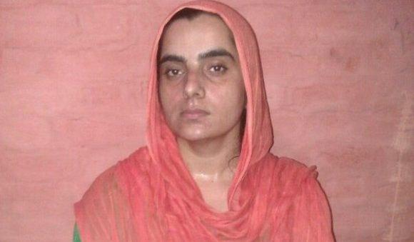 Baljinder Kaur, Aam Aadmi Party (AAP) women wing incharge in Punjab