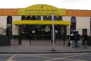 Gurdwara Singh Sabha Southall, UK [File Photo]