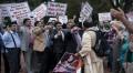 Kashmiris hold protest against Narendra Modi outside White House