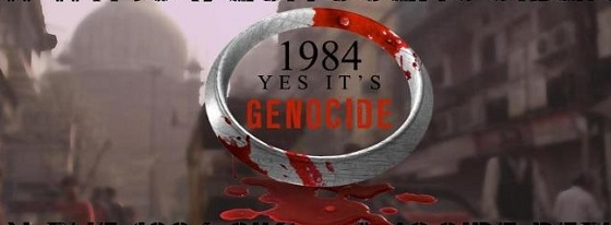 1984 Yes it's genocide [File Photo used for representational purpose]