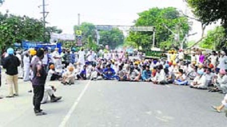 Ludhiana Fake Encounter: Ruling party activists, politicians, villagers rally behind accused