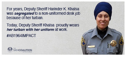 Deputy Sheriff Harinder Kaur Khalsa