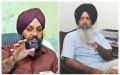 Manjit Singh GK (L) and Kanwarpal Singh (R) [File Photos]