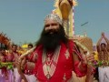 Screenshot from controversial godman's movie Messenger of God (MSG)