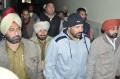 Jagdish Bhola in police custody [File Photo]