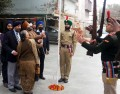 Majit Singh GK hosts Indian flag on January 25 to mark India's republic day