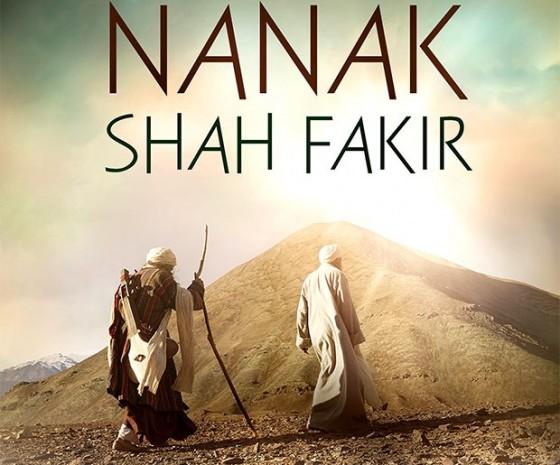 [Poster of movie Nanak Shah Fakir]