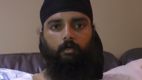 Sandeep Singh was hospitalized after an alleged hit-and-run incident in Ozone Park, Queens