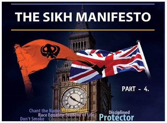 The Sikh Manifesto 2015-2020