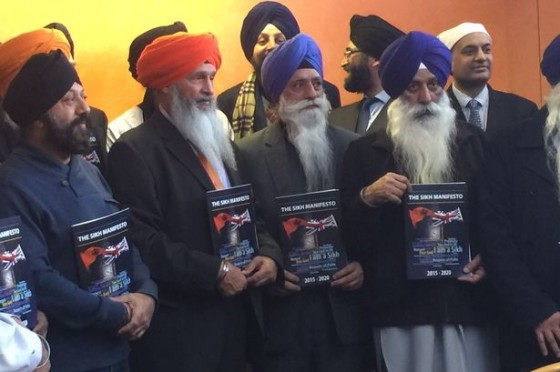 Sikh Federation launch campaign manifesto ahead of general election [File Photo]