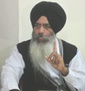 Kanwar Pal Singh, spokesperson of Dal Khalsa