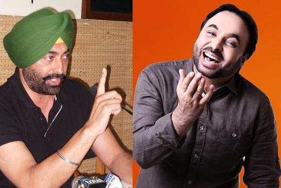 Sukhpal Khaira (L) and Bhagwant Mann (R) [File Photo]