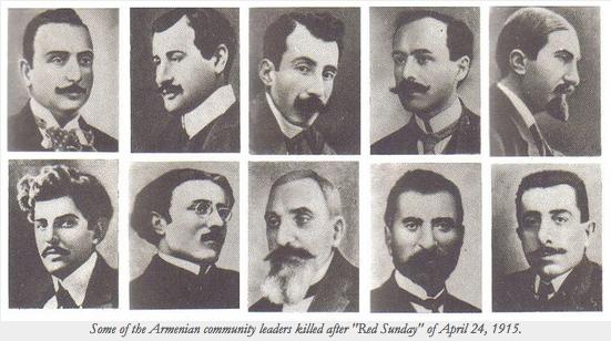 100th Anniversary of Armenian Genocide Illustrates Vulnerability of Minorities