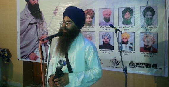 SYFB chief Dr. Gurjinder Singh