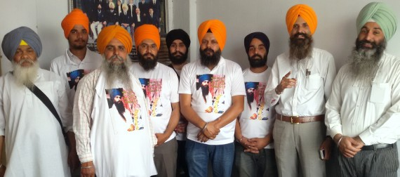 Ludhiana police fails to present charge sheet in Sant Bhindrnwale T-shirts case [May 26, 2015]