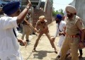 Police beat up Gurdwara Granthi over making an announcement in Gurdwara [May 16, 2015]