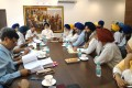 Sikh delegation meets CM Badal on Sikh Political Prisoners issue