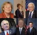 The six congressional representatives appealing for Surat Singh Khalsa