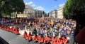 A view of Sikh gathering in London on 31st anniversary of Ghallughara June 1984