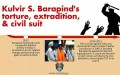 Case details and fact sheet reated to Bhai Kulvir Singh Barapind 2