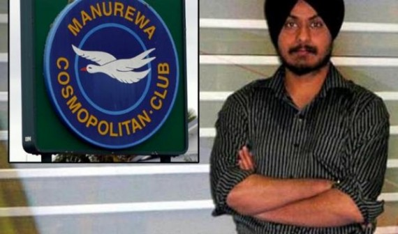 Manuerwa Cosmopolitan Club denies entry to NZ Sikh