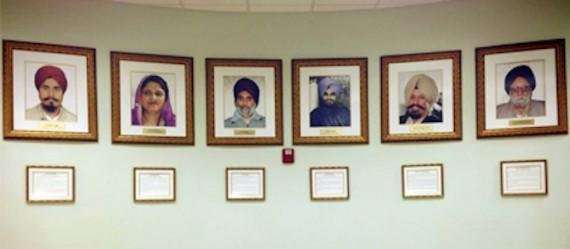 Oak Creek Sikh Gurudwara shooting victims [File Photo]