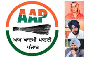 AAP new appointements in Punjab