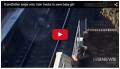 Australia train incident video