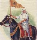 Bhai Maharaj Singh [File Photo / Painting]