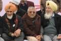 Sucha Singh Chootepur (L), Dr Dharamvira Gandhi (C) and Harinder Singh Khalsa (R) [FIle Photos]