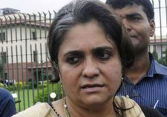 Teesta Setalvad [File Photo]
