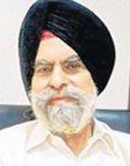 Harcharan Singh, former director of Punjab and Sindh Bank [File Photo]