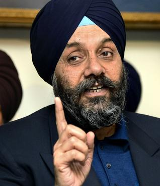 Manjit Singh GK [File Photo]