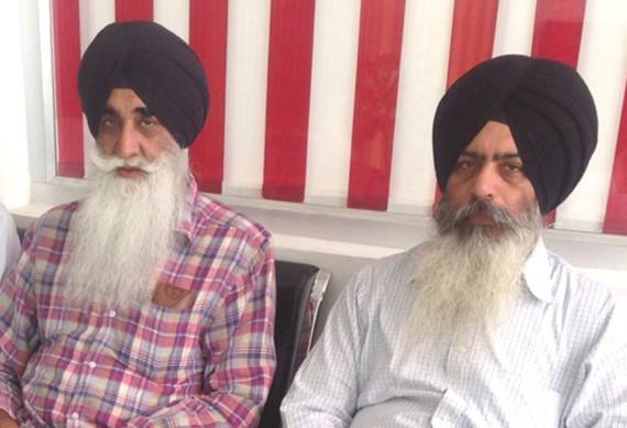 Bhai Harpal Singh Cheema (L) and Kanwar Pal Singh (R) [file photo]