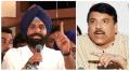 Bikram Majitha (L), Sanjay Singh (R) [File Photo]
