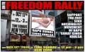 FreedomRally -Oct 17 @TimesSquare NewYorkCity SupportBapuSuratSinghKhalsa copy