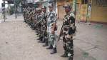 BSF was deployed at Kotkapura in wake of Shaheedi samagam at Bargari village