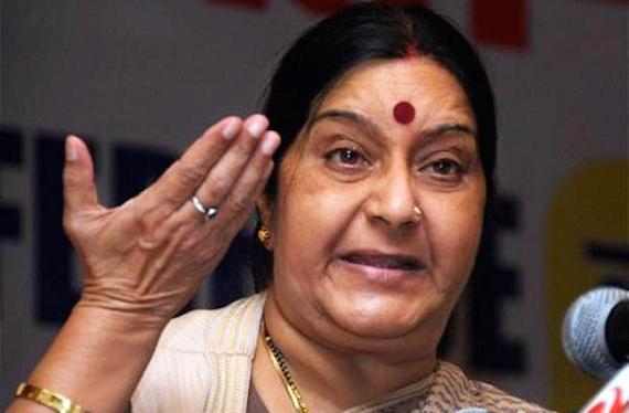 Sushma Swaraj [File Photo used for representational purpose only]