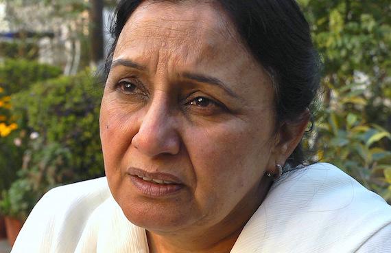 Gurmeet Kaur, wife of Kuljeet Singh Dhatt