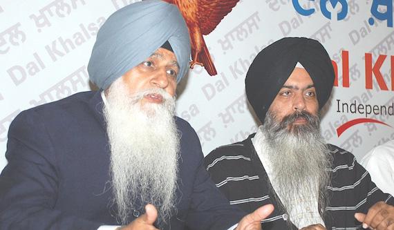 Harcharanjit Singh Dhami and Kanwar Pal Singh Bittu