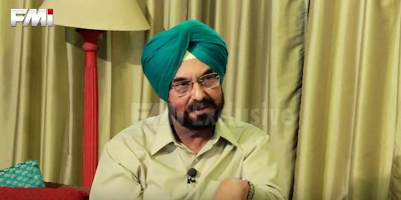 Kanwar Sandhu | A screenshot from FMI video