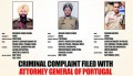 Criminal Complaint filed against Punjab police officers in Portugal | Photo Source: Sikhs For Justice