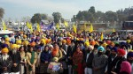 Another view of march at Fatehgarh Sahib