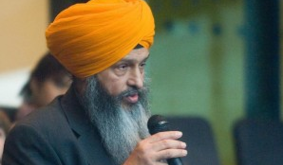 S. Amrik Singh GIll, Chairman of Sikh Federation UK [File Photo]